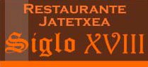 Restaurante Siglo XVIII Logo